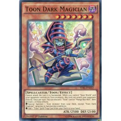 TDIL-EN032 Toon Dark Magician  / Magicien Sombre Toon