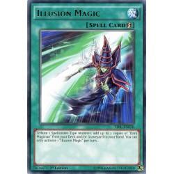 TDIL-EN058 Illusion Magic  / Illusion Magique