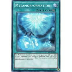 TDIL-EN060 Metamorformation  / Métamorformation