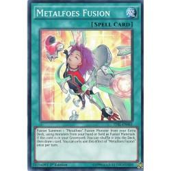 TDIL-EN061 Metalfoes Fusion  / Fusion Métalphose