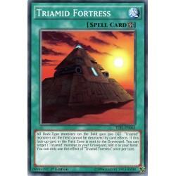 TDIL-EN062 Triamid Fortress  / Forteresse Triamid
