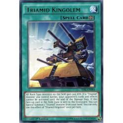 TDIL-EN064 Triamid Kingolem  / Roigolem Triamid