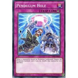 TDIL-EN079 Pendulum Hole  / Trou Pendule