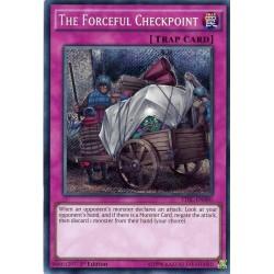 TDIL-EN080 The Forceful Checkpoint  / Le Point de Contrôle Inflexible