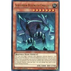 TDIL-EN083 Subterror Behemoth Umastryx  / Umastryx Subterreur Béhémoth
