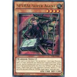 TDIL-EN086 SPYRAL Super Agent  / Super Espion ESPIRALE