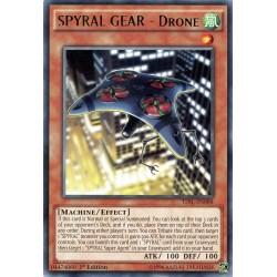 TDIL-EN088 SPYRAL GEAR - Drone  / MATOS ESPIRALE - Drone