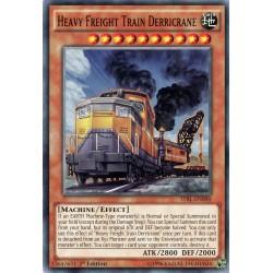 TDIL-EN090 Heavy Freight Train Derricrane  / Derricrane Train de Fret Lourd