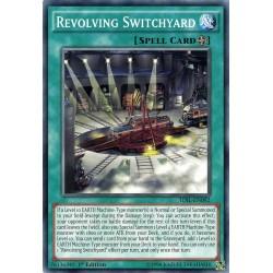 TDIL-EN092 Revolving Switchyard  / Rotonde Ferroviaire