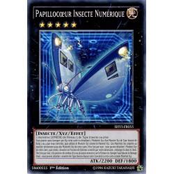 SHVI-FR055 Papillocœur Insecte Numérique