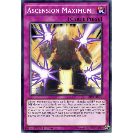 SHVI-FR077 Ascension Maximum