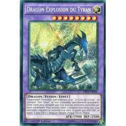DRL2-FR004 Tyrant Burst Dragon