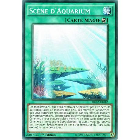 DRL2-FR042 Aquarium Stage