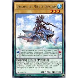 CROS-FR000 Dragons des Mers...