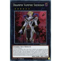 DASA-EN007 Dhampir Vampire Sheridan