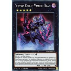 DASA-EN013 Crimson Knight Vampire Bram
