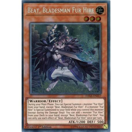 DASA-EN017 Beat, Bladesman Fur Hire