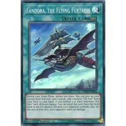 DASA-EN024 Fandora, the Flying Furtress