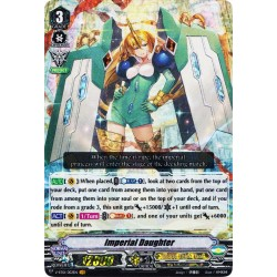 CFV V-BT01/002EN VR  Imperial Daughter