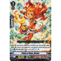 CFV V-BT01/011EN RRR  Flame of Hope, Aermo