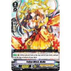 CFV V-BT01/028EN R  Yellow Witch, MeMe