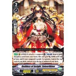 CFV V-BT01/029EN R  Goddess of Insight, Sotoorihime