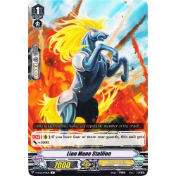 CFV V-BT01/047EN C  Lion Mane Stallion