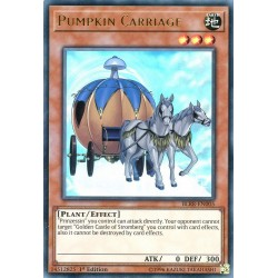 BLRR-EN005 Pumpkin Carriage / Carrosse-Citrouille
