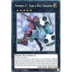 BLRR-EN031 Number 67: Pair-a-Dice Smasher