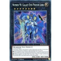 BLRR-EN033 Number 90: Galaxy-Eyes Photon Lord / Numéro 90 : Seigneur Photon aux Yeux Galactiques