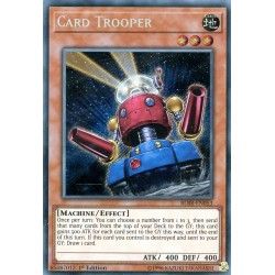 BLRR-EN053 Card Trooper / Soldat de Carte
