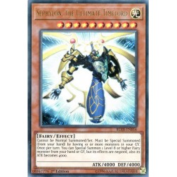BLRR-EN056 Sephylon, the Ultimate Timelord