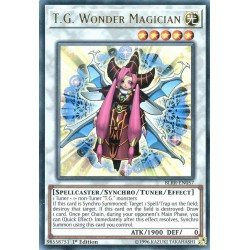 BLRR-EN057 T.G. Wonder Magician / Magicienne des Merveilles T.G.