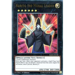 BLRR-EN058 Norito the Moral Leader / Norito l'Autorité Morale