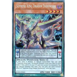 BLRR-EN063 Supreme King Dragon Darkwurm / Darkwurm, Roi Suprême du Dragon