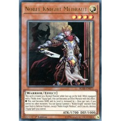 BLRR-EN071 Noble Knight Medraut / Medraut le Chevalier Noble