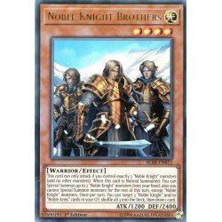 BLRR-EN072 Noble Knight Brothers / Frères Chevalier Noble