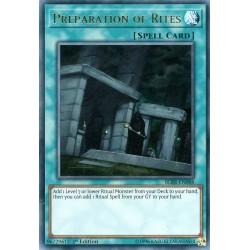 BLRR-EN088 Preparation of Rites / Préparation des Rites