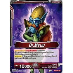 DBS BT3-002 UC Dr. Myuu