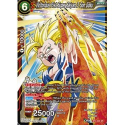 DBS BT3-003 SR Victorious Fist Super Saiyan 3 Son Goku