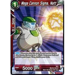 DBS BT3-023 C Mega Cannon Sigma, Natt