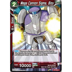 DBS BT3-024 C Mega Cannon Sigma, Bizu