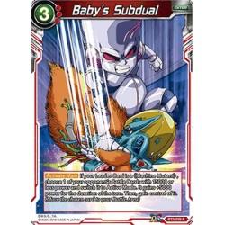 DBS BT3-029 R Baby's Subdual