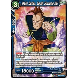 DBS BT3-040 C Majin Defier, South Supreme Kai