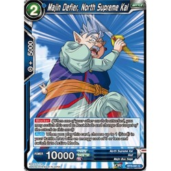 DBS BT3-041 C Majin Defier, North Supreme Kai