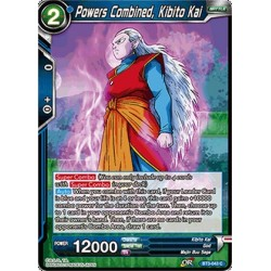 DBS BT3-043 C Powers Combined, Kibito Kai