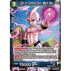 DBS BT3-048 UC Out of Control Evil, Majin Buu