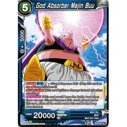 DBS BT3-051 C God Absorber Majin Buu