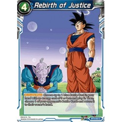 DBS BT3-053 C Rebirth of Justice
