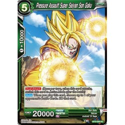DBS BT3-058 UC Pressure Assault Super Saiyan Son Goku